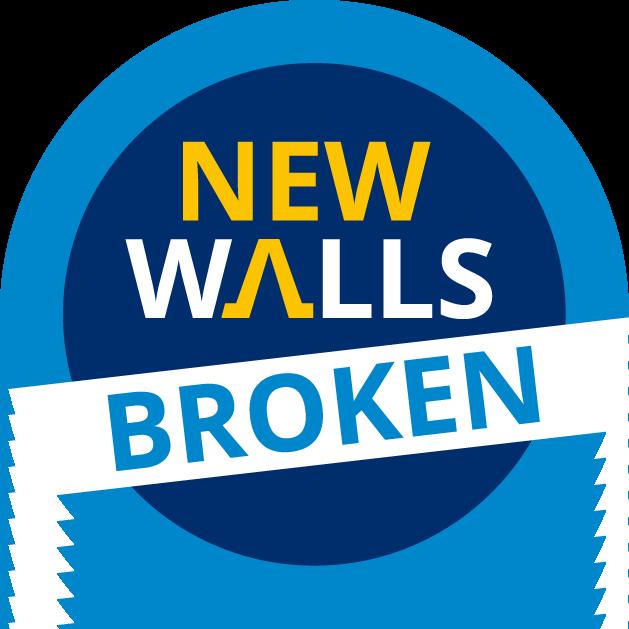 Neue Mauern Überwinden